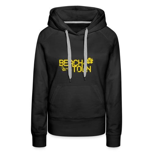 Beach Town - Vrouwen Premium hoodie