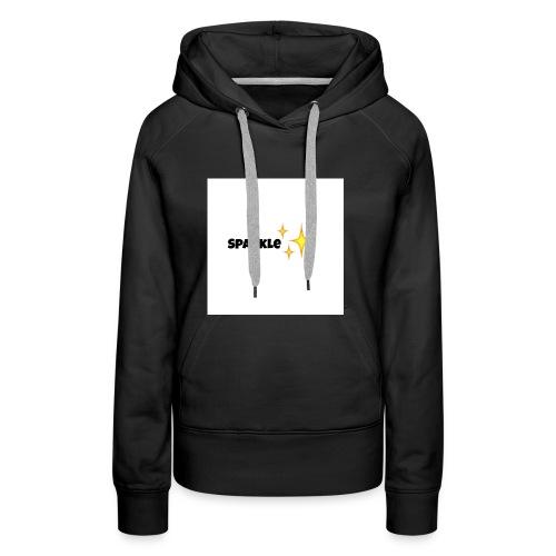 sparkle - Vrouwen Premium hoodie
