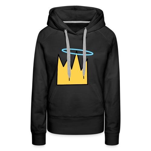 Crown Halo polo - Vrouwen Premium hoodie