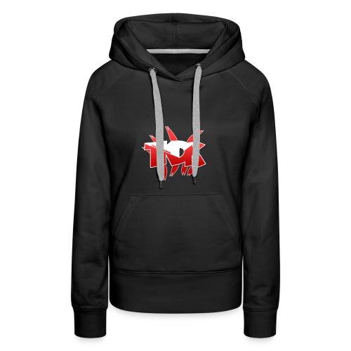 TKDK Shirt - Vrouwen Premium hoodie