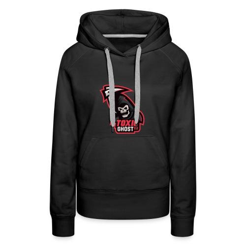 toxic ghost - Vrouwen Premium hoodie