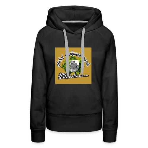 gmm logo gechnitten quadtrat - Frauen Premium Hoodie