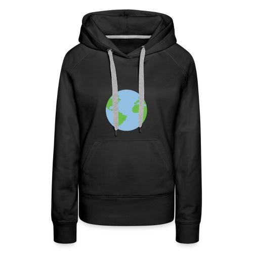 The Earthling - Frauen Premium Hoodie