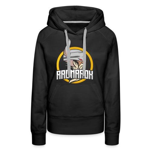 Ragnarok Nation - Premium hettegenser for kvinner