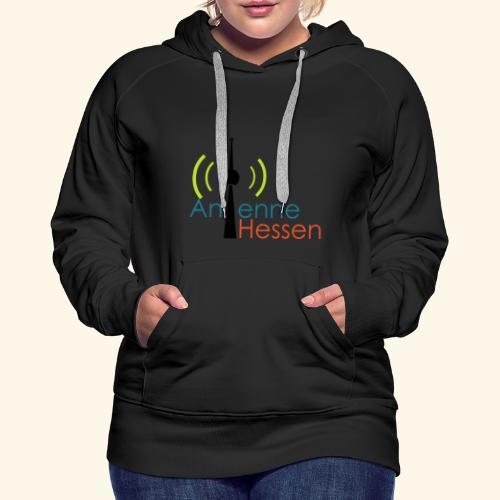 Antenne Hessen - Frauen Premium Hoodie