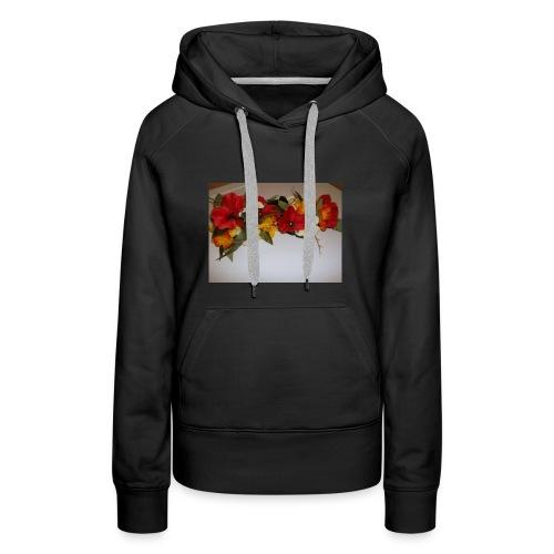 11138598_1384820645175204_2878834941379800483_n - Sweat-shirt à capuche Premium pour femmes