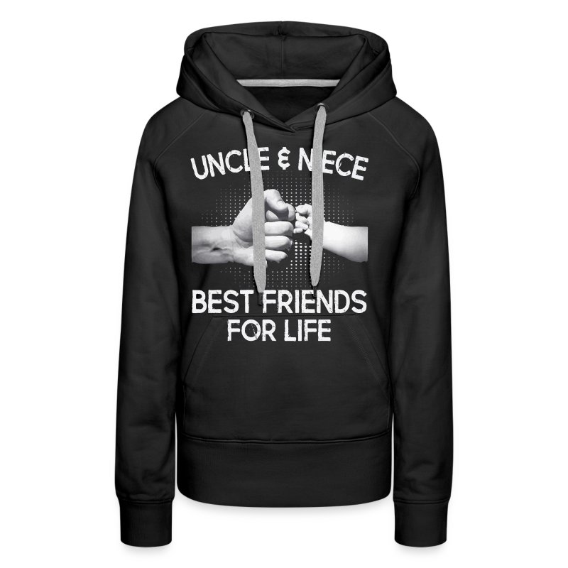 Uncle And Niece Best Friends For Life Shirt Hoodie