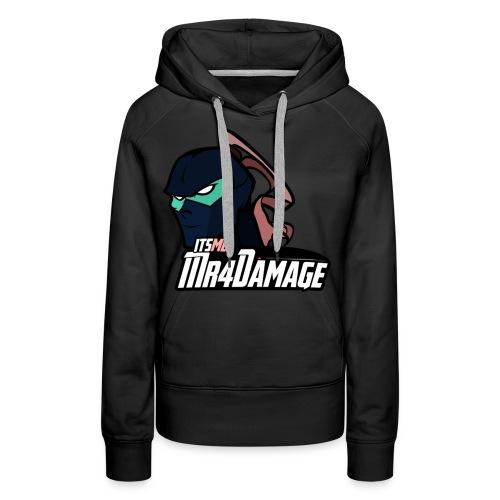 ItsMeMr4Damage - Vrouwen Premium hoodie