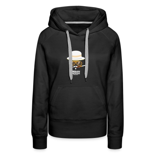 URBAN Droogs - Fear and Loathing - Frauen Premium Hoodie