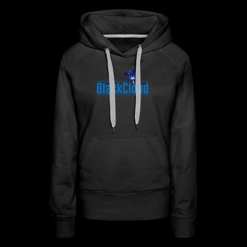 BlackCloud - Frauen Premium Hoodie