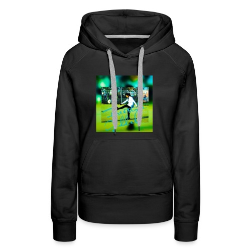 Freestyle Goddess Original - Women's Premium Hoodie