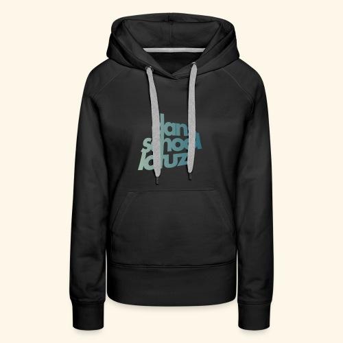 Lotuz Logo - Vrouwen Premium hoodie