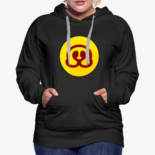 MadGamerNL-BaseLogo - Vrouwen Premium hoodie