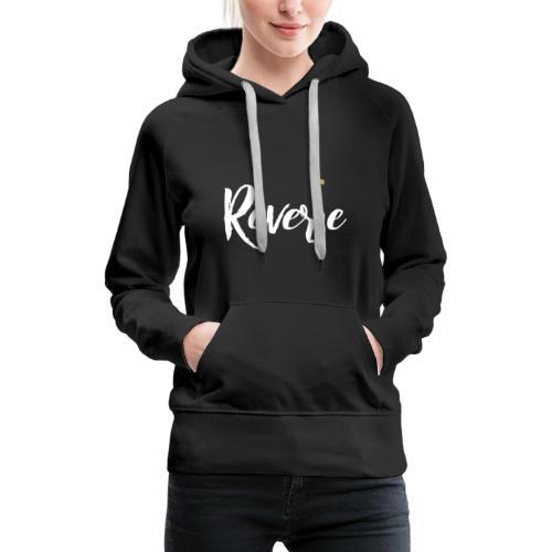 Reverie - Sweat-shirt à capuche Premium pour femmes