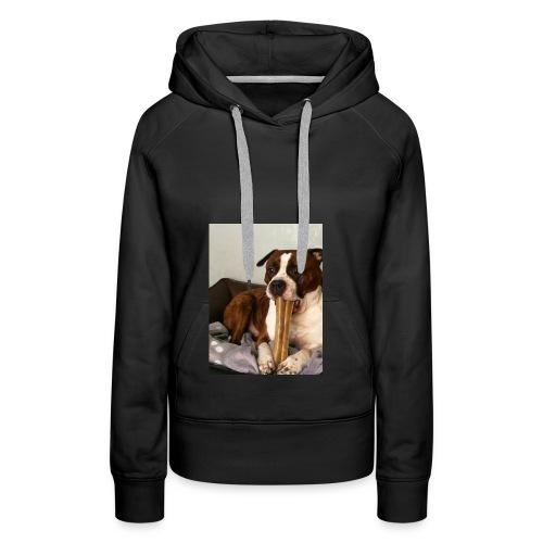 American Staffordshire Terrier - Frauen Premium Hoodie