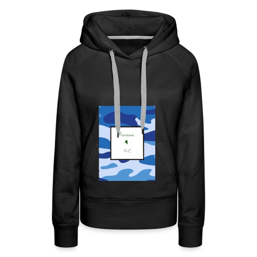 My channel - Women's Premium Hoodie
