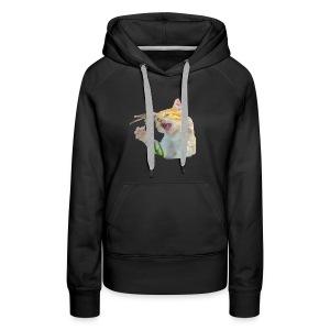 CatMouse - Vrouwen Premium hoodie