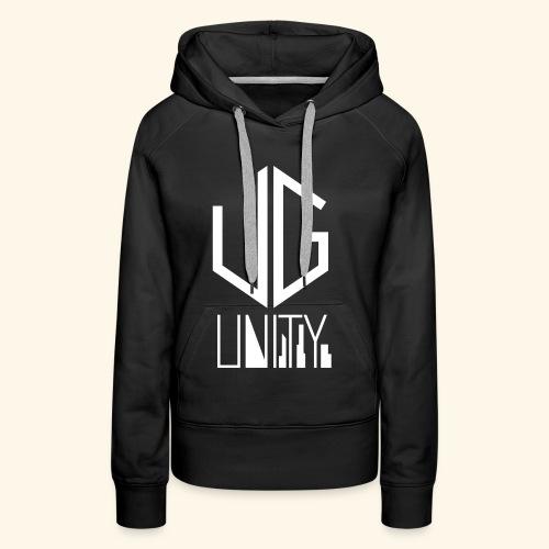 UG Unity - Frauen Premium Hoodie