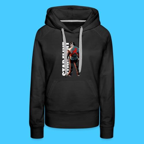Draco Vargas StarFlint - Sweat-shirt à capuche Premium pour femmes