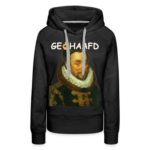 GeHANDhaafd - Vrouwen Premium hoodie