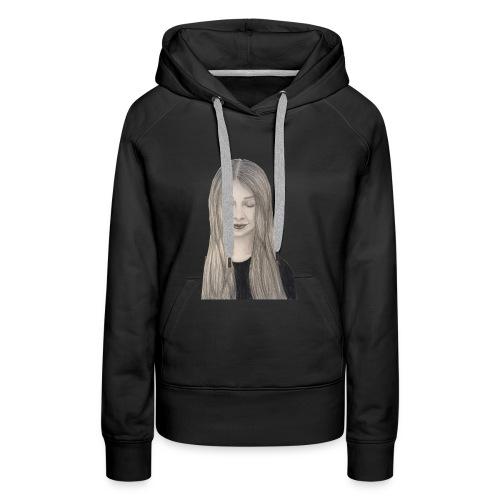 Mädchen - Frauen Premium Hoodie
