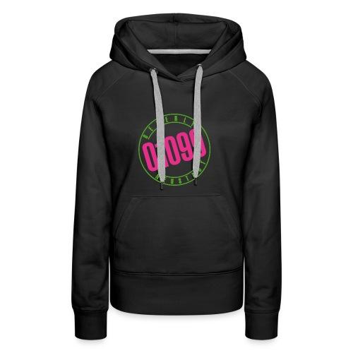 01099 Beverly Neustadt - Frauen Premium Hoodie