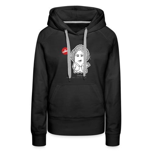 27 Club Chris Bell Tee Shirt - Women's Premium Hoodie