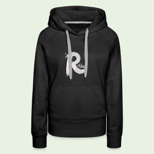 T-Shirt Robbuuh (M) - Vrouwen Premium hoodie