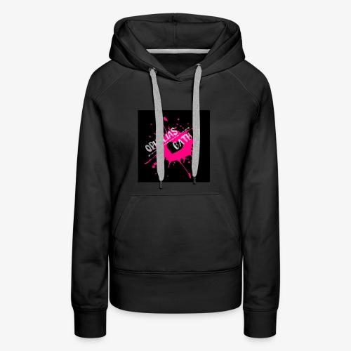DemoTrial - Frauen Premium Hoodie