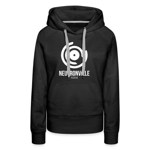 Neutronville Records Logo - Frauen Premium Hoodie