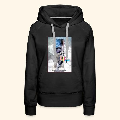 LIFE - Sweat-shirt à capuche Premium pour femmes