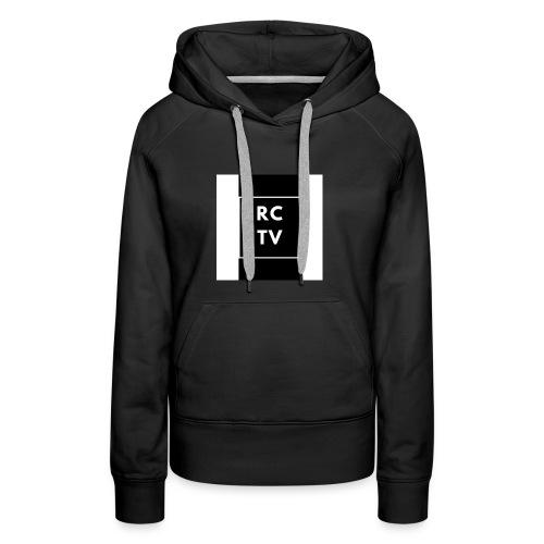 RCTV Logo - Premiumluvtröja dam