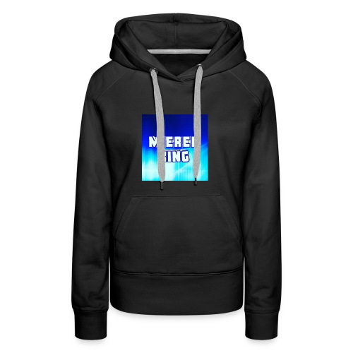 Mieren king - Vrouwen Premium hoodie
