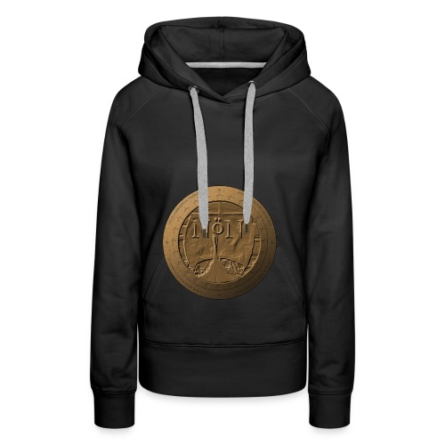 Norröner Coin - Premiumluvtröja dam