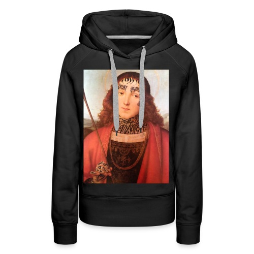 high roller /cash rockin - Vrouwen Premium hoodie