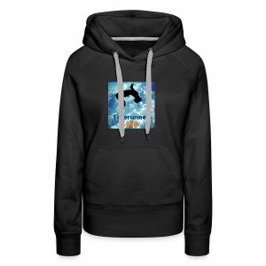 Freerunners030 - Vrouwen Premium hoodie