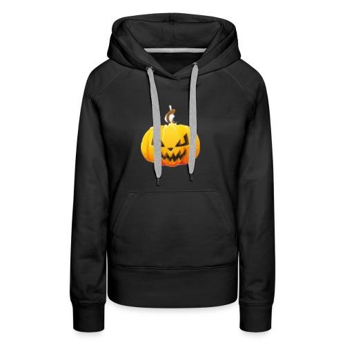 thegamingpumpkin - Vrouwen Premium hoodie