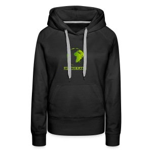 LOVE OUR PLANET - Women's Premium Hoodie