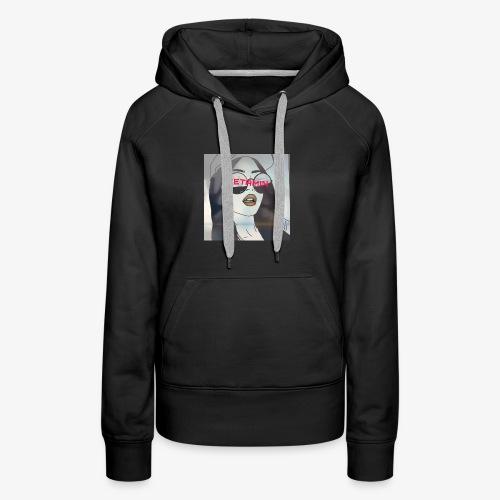 Ketamin girl - Frauen Premium Hoodie