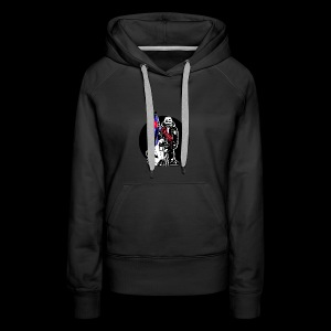 Mr Leather UK 2017 Merchandise - Women's Premium Hoodie