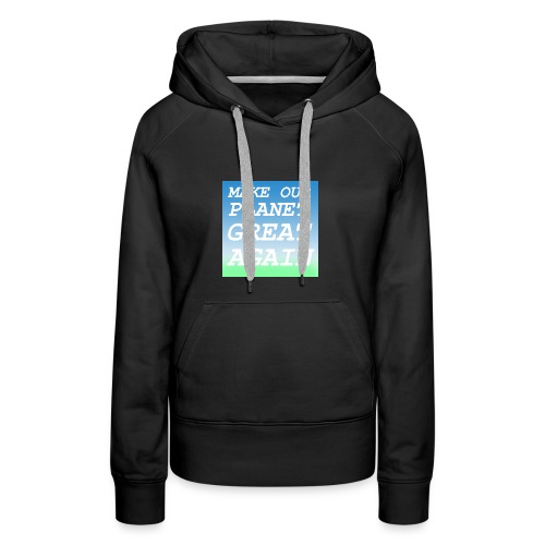 MOPGA3 - Sweat-shirt à capuche Premium pour femmes