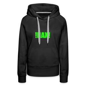 HAX-shirt by BOT SHELL - Frauen Premium Hoodie