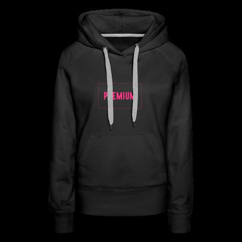 Premium - Frauen Premium Hoodie