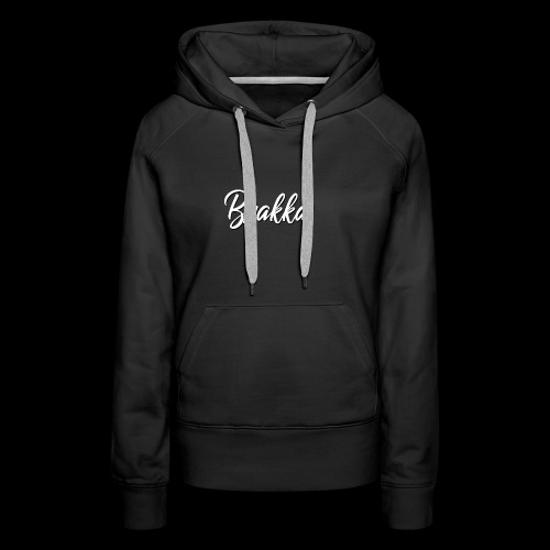 Brakka Original - Vrouwen Premium hoodie