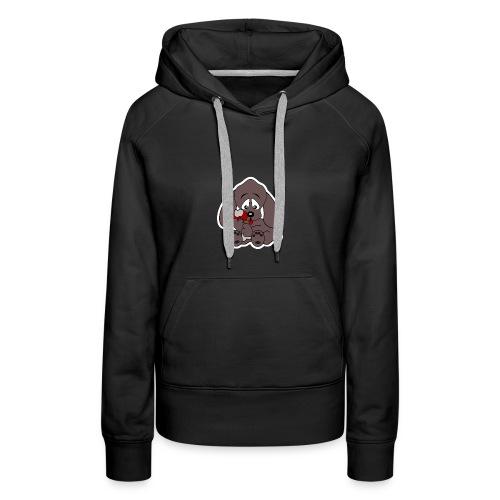 hund - Frauen Premium Hoodie