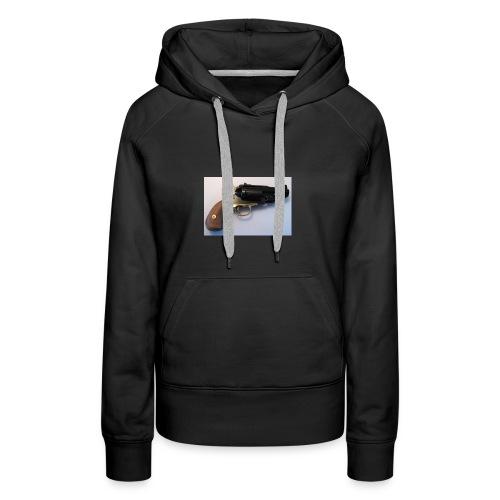 58 Remmy Snub 1 - Sweat-shirt à capuche Premium pour femmes