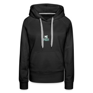 MeMigH | Merch Kollektion - Frauen Premium Hoodie