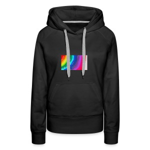 colourful cool - Women's Premium Hoodie