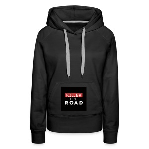Killer on the road red - Frauen Premium Hoodie