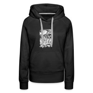 Collector design - Vrouwen Premium hoodie